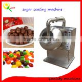 peanut Chocolate sugar coating machine powder coating machine 8 Snack food sugar coating machine for tablets,pills,bubble gums