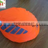 Wholesale customized hi vis reflective trim American football helmet cover