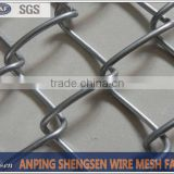 hot sale galvanized chain link fence,pvc coated chain link fence,wire mesh fence from China manufacture