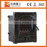 2017 year Morden design wood stove/wood stoves with water jacket from China supplier
