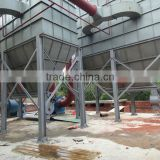 High automation particle board making line/dust catcher