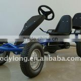 INQUIRY ABOUT 2 seat cheap go kart for sale,cheap adult adult two seats two people pedal go kart F160AB