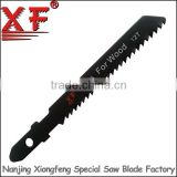 Cutting wood jig saw blade :XF-TO119B