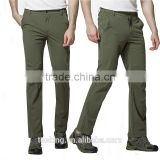 Wholesale custom softshell hiking outdoor pants