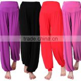 women modal dance pants bloomers pants athletic pants fitness pants