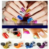 Nail art products large diamond-shaped sequins laser flash DIY gradient nail art polish nail art jewelry