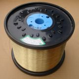 supply high quality 0.70mm brass plated steel wire for hose reinforcement