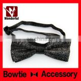 Top grade hot sell professional spinning bow tie