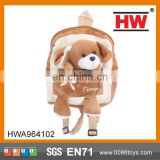 Cloth School Bag For Kids Cartoon Backpack