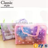 CR export all over the world styling small cosmetic bag for washing high-capacity pvc coin purse