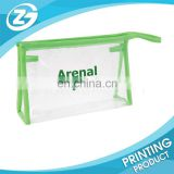 promotional mini pvc cosmetic zipper bag