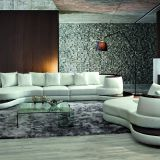 Divansoffor Furniture with Pure Leather