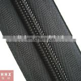 Garment nylon coil zipper and nylon zipper 5