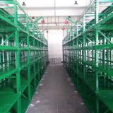 Warehouse Racking Mold Storage Rack Systems Fire Proof