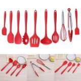 Amazon top sell kitchen silicone utensil set whatsapp: +8615992856971