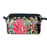 Best gifts, ethnic embroidery multi-use clutch bags