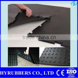 Interlock rubber gym floor mat price