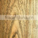 natural Golden Teak keruing face veneer for decorative furniture door floors laminated thin plywood commercial skin sheets