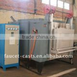 Precision Casting Used Oil Type Burning Furnace