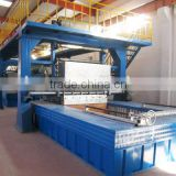 Turnkey project for High carbon Steel wire Hot dip galvanizing continuous production line