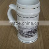 22oz. sublimation printing German Beer Steins