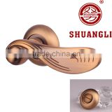 HZ53-70 New design Zinc Alloy rosette door lock with American style door lock AE door handle