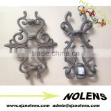 Cast Iron Fence or Gate Components/2015 Hot Products Decorative Garden Decoration