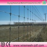 cattle woven wire mesh fencing