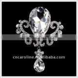 2012 New Design Vintage Crystal Wholesale Brooch