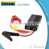 Car Jump Starter External Battery Charger with Tool Kit Case-jumper Cable adaptors.large Capacity 12000mah with Multi USB