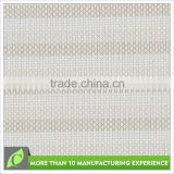 Professional manufacturer Day night Polyester PVC roller blind curtain fabric