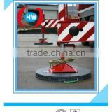 Hot Sale jack leg levelling/Wear resist mobile cranes outrigger pads/temporary road mats