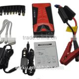 12V ultra portable auto /boat jump starter charging for smartphone / laptop /tabletPC