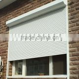 Automatic aluminum roller shutter , wholesale roller shutter door mechanism/door shutter without/without PU foam filled