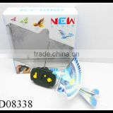 2 channel infrared rc flying bird with sound(head with led)
