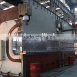 Sheet Bending Machine, Hydraulic Plate Bending Machine for Light Pole, Large Throat Depth Hydraulic Bender CNC 1200t/12000