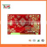 8 Layer HDI blind and buried BGA plug impedance PCB board supplier with 10 years factory