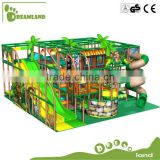 TUV approved commercial soft foam indoor playground for children