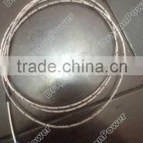 Ceramic heater bands with Ground Screw