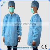 hot sales china manufactor type coverall disposable coveralls certificate printed coverall