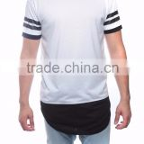 men's bamboo fiber v-neck t-shirts/v-neck t-shirts/stylish v-neck t-shirts