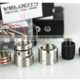 velocity v2 rda Inner hexagon Cross and Slotted screw velocity V2 rda authentic with prompt delivery