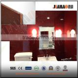 Red Sparkle Diamond Wall Cladding Ceiling Kitchen Sparkly Panels PVC Wet Wall Bathroom Cladding