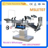 MSLET07-i Hospital or Clinic medica equipment Multi-purpose Operating Table (Head controlled)