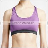 New Custom Hot Sexy Fashion fitness clothes yoga wear for women and yoga wear wholesale with women's sport yoga bra