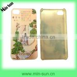 2014 Hot selling OEM&ODM New hard shell PC phone cover/case for iPhone 4/5/6