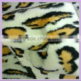 Acrylic short pile 9 mm Jacquard stamp fake fur fabric sourcing wholesale asian fabric flame resistant fabric