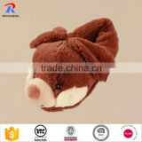 2016 cheap and warm indoor baby slippers