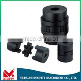 L jaw flexible shaft couplings & l type coupling L035, L050, L70, L75, L90, L95...L225