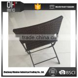 Bistro-005 CHINESE CHEAP design outdoor patio garden rattan furniture set